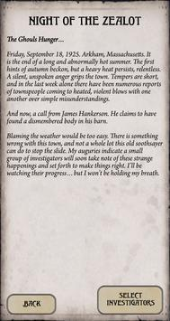 Arkham Horror LCG screenshot 1
