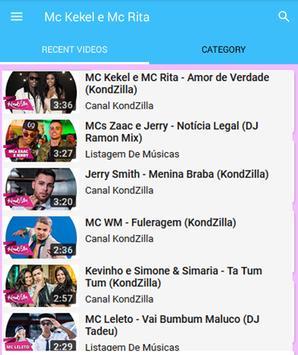 AMOR DE VERDADE MC KEKEL's screenshot 2