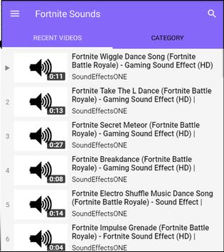 FORT NITE TOP SOUNDS VIDEO for Android - APK Download