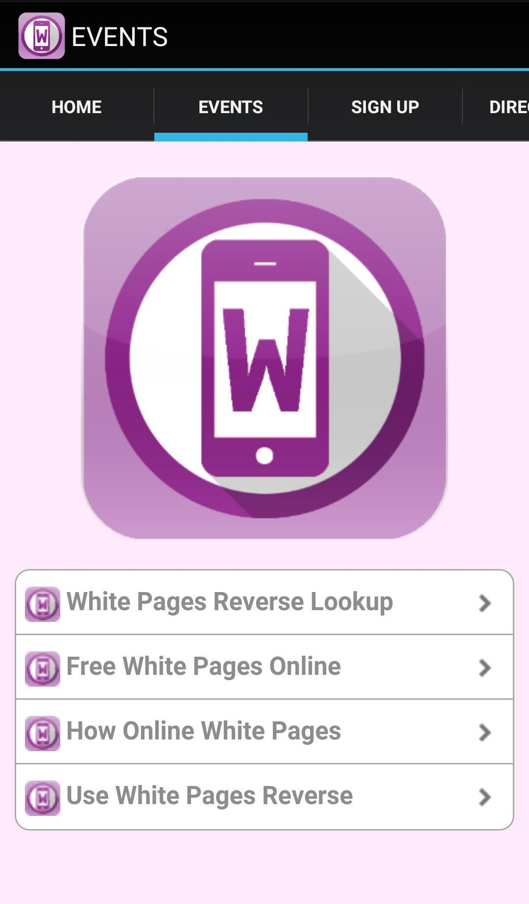 By Photo Congress || White Pages Free Phone Number Search