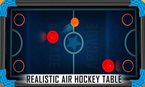Air Hockey 3D: Real Sports poster