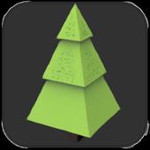 The paper (Alpha version) icon