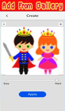 Princess Color by Number-Pixel Art: Coloring Book screenshot 5