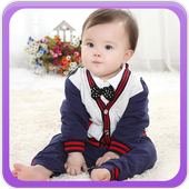 Boy Kid Fashion Gallery icon
