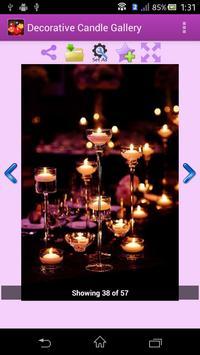 Decorative Candle Gallery screenshot 2