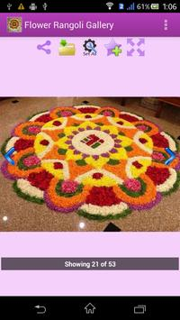 Flower Rangoli Gallery screenshot 3
