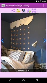 Headboard Design Gallery apk screenshot