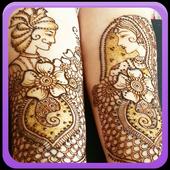 Henna Design For Bride icon