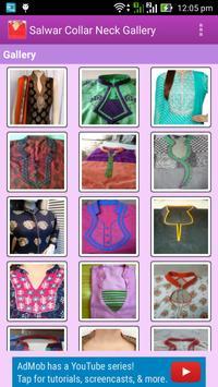 Salwar Collar Neck Gallery screenshot 1