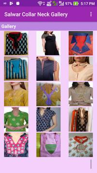 Salwar Collar Neck Gallery screenshot 1