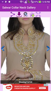 Salwar Collar Neck Gallery screenshot 2