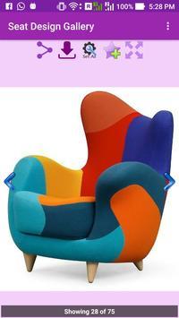 Seat Design Gallery apk screenshot