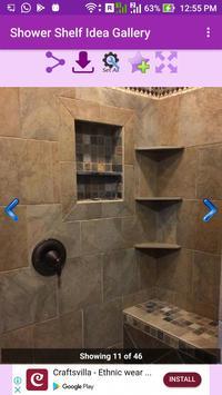 Shower Shelf Idea Gallery screenshot 2
