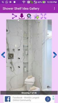 Shower Shelf Idea Gallery screenshot 3