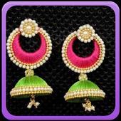 Silk Thread Earring Gallery icon