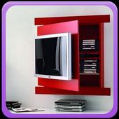 TV Shelves Design Gallery icon