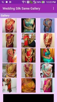 Wedding Silk Saree`Gallery screenshot 1