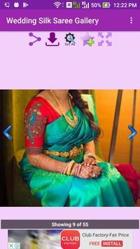 Wedding Silk Saree`Gallery screenshot 2