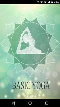 Basic Yoga poster