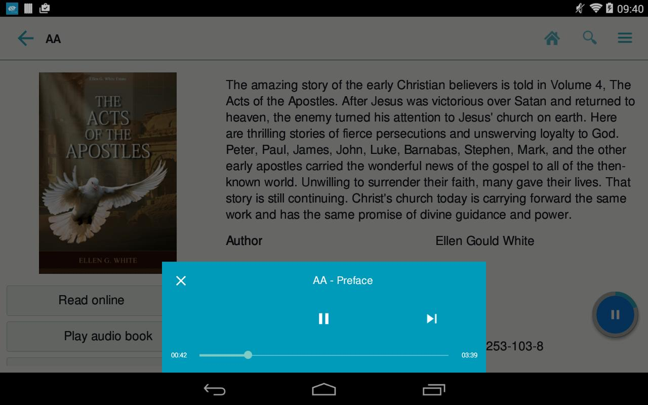 egw writings free download Download egw writings apk 212 and all version history for android the complete published writings of ellen g white a free app on android devices.