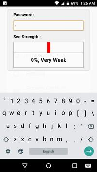 Password Strength Checker for Android - APK Download