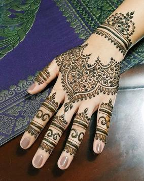 White Henna Inspirations poster