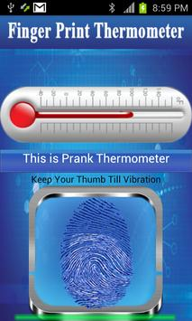 Finger Print Thermometer screenshot 4