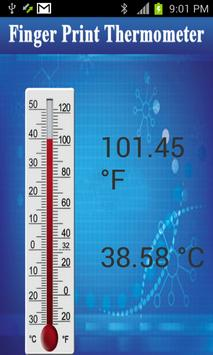 Finger Print Thermometer screenshot 6