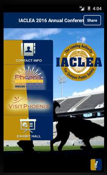 IACLEA 2016 Annual Conference poster