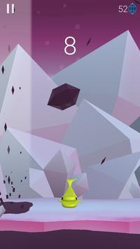 Crystals Rain poster