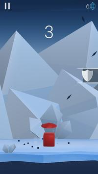 Crystals Rain screenshot 1
