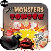 Little Monsters Bomber icon