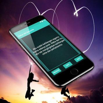 Status WA Romantis screenshot 1