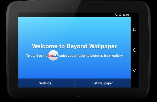 Beyond Live Wallpaper screenshot 3