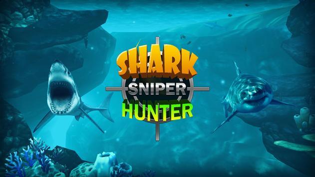 Great Ocean Shark Sniper apk screenshot