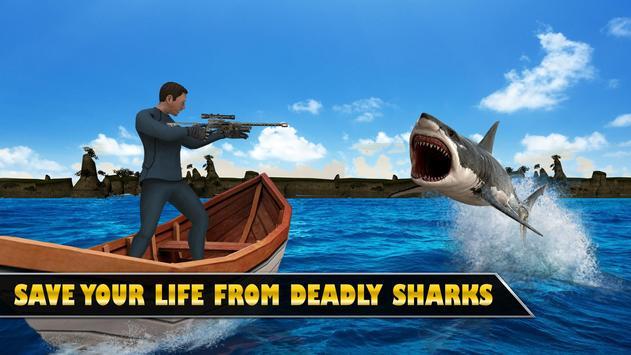 Underwater Shark Sniper Hunter apk screenshot