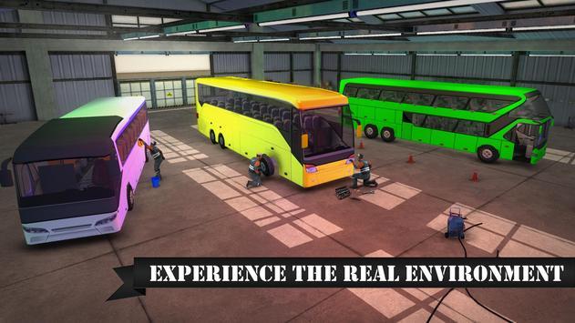 Bus Mechanic Workshop Sim screenshot 2
