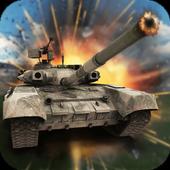 Army Tank Warrior 3D icon