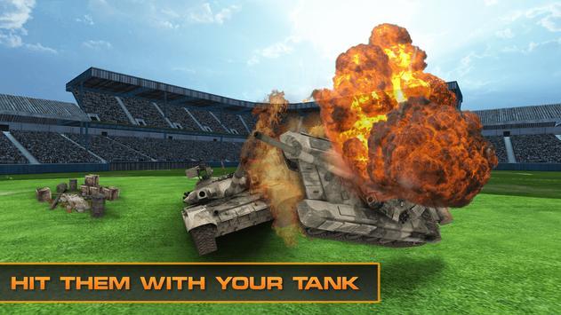 Army Tank Warrior 3D apk screenshot
