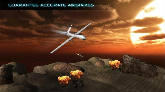 Drone Airstrike Fighter Combat apk screenshot