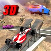 Extreme Car Stunts Derby 2017 icon