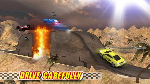 Extreme Car Stunts Derby 2017 screenshot 2