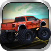 Extreme Offroad Truck Parking icon