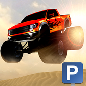 Offroad Monster Truck 4x4 Game icon