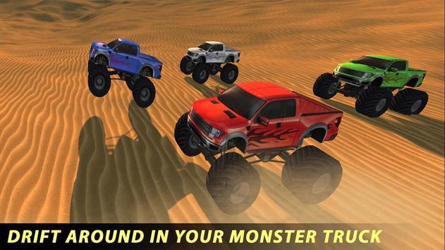 Offroad Monster Truck 4x4 Game apk screenshot