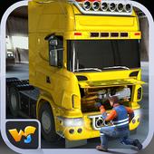 Army Truck Mechanic Simulator icon