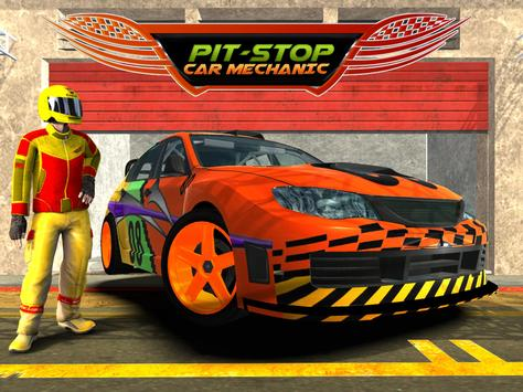 Pit Stop Simulator Mechanic 3D apk screenshot