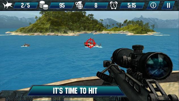 Whale Shark Sniper Hunter 3D APK-screenhot