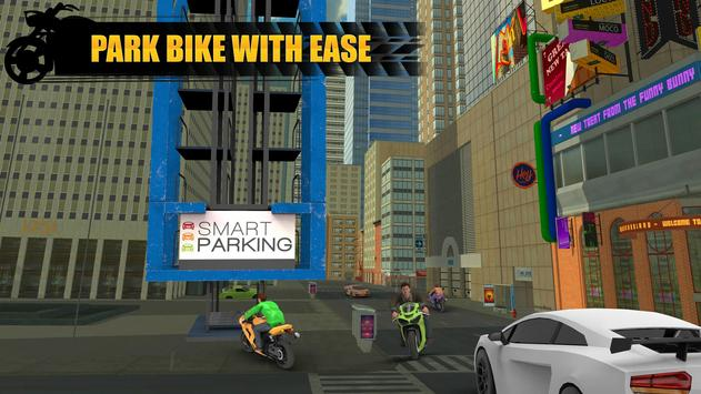 Smart Bike Parking Simulator screenshot 1