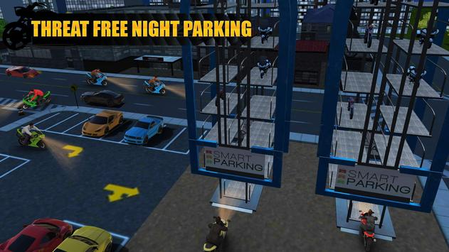 Smart Bike Parking Simulator screenshot 2